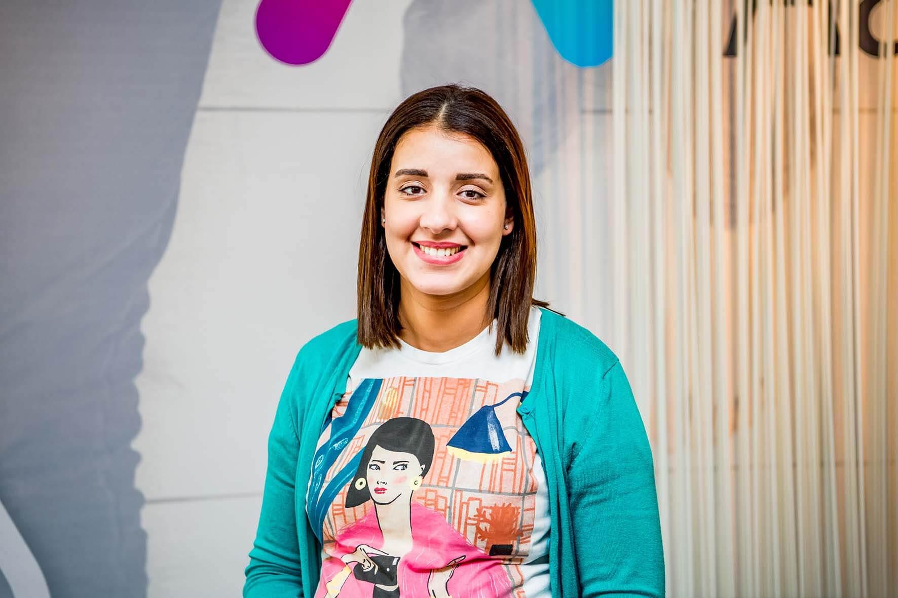 Aicha Chamhrire